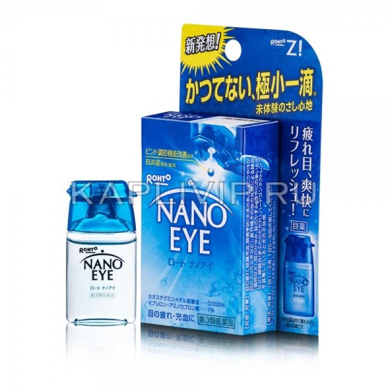 Rohto Nano Eye Hawkeye